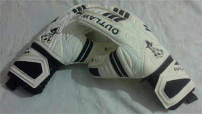 Outlaw Goalkeeping Gloves Pair